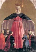 Madonna della Misericordia, Piero della Francesca
