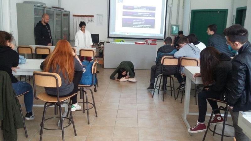 Misericordia a scuola