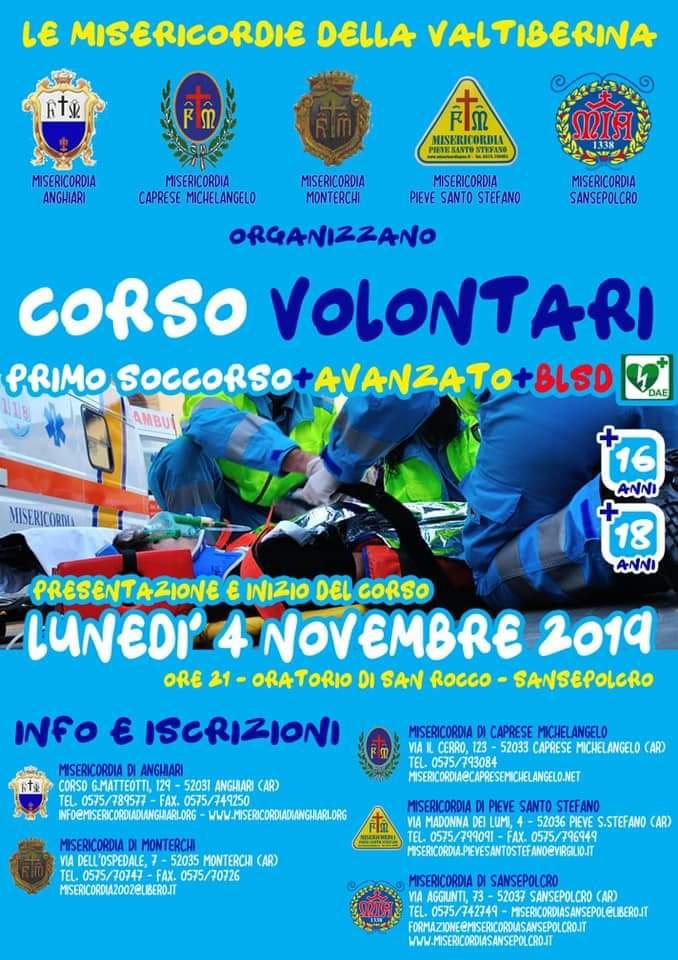 Corso Livello Avanzato 2019